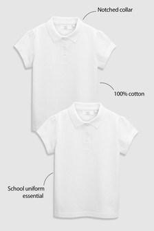 Набор из 2 рубашек поло (3-16 лет)