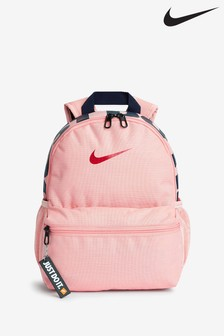 Nike Kids Pink Brasilia JDI. Backpack