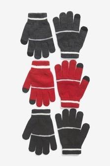 3 пары перчаток (Подростки)