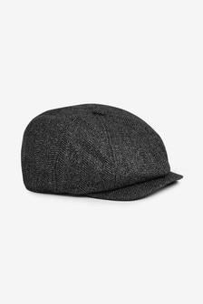 復古風賣報童帽 (大女孩)