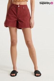 מכנסיים קצרים מג'ינס באורך בינוני של Superdry