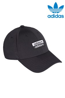 adidas Originals Adults Black R.Y.V Baseball Cap