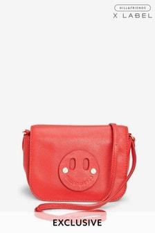Mix/Hill & Friends Mini Cross Body Bag
