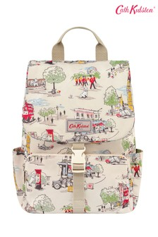 Cath Kidston® Billie Goes To Town Buckle Backpack