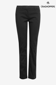 Czarne spodnie Craghoppers Kiwi Pro
