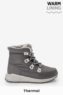 Thinsulate™ Warm Lined Water Resistant Sporty Hiker Boots