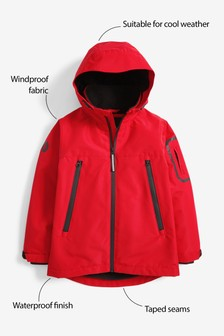 Waterproof Jacket (3-16yrs)
