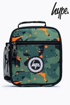 Hype. Geo Camo Lunch Bag