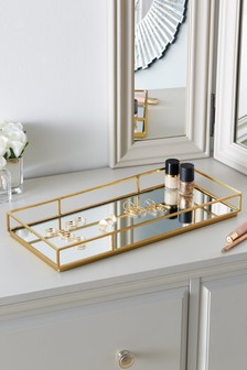 Brass Jewellery Tray