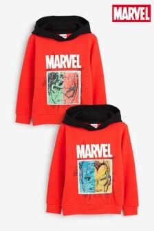 Marvel® Hoodie mit Wendepailletten (3-16yrs)
