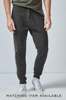 Спортивные брюки с кромкой на резинке