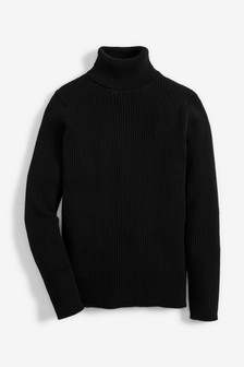 Roll Neck Top (3-16yrs)