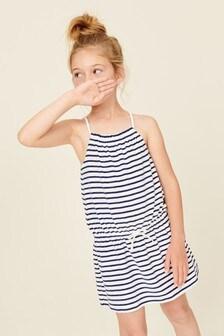 Платье из полотенечной ткани (12 мес. - 16 лет)