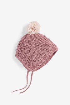 Knitted Bonnet (Younger)