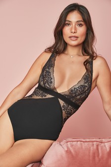 Wire-Free Lace Body