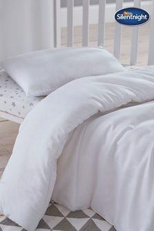 Silentnight抗過敏4托格幼兒/嬰兒床可洗被子