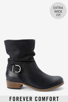 Forever Comfort® Ankle Boots
