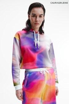 Calvin Klein Jeans Pride Watercolour Hoodie
