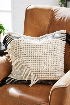 Bronx Okara Bobble Texture Cushion
