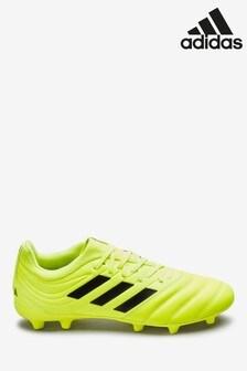 Buty piłkarskie adidas Copa do gry na twardej nawierzchni, żółte