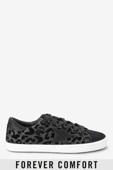 Forever Comfort® vetersneakers met ster