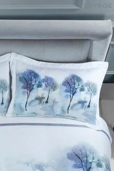 Voyage Pomona Trees Cotton Oxford Pillowcase