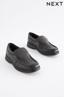 皮製樂福鞋鞋款 (大女孩)