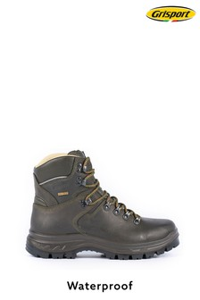 Grisport Rampage Green Waterproof and Breathable Hiking Boots
