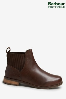 Barbour® Hope Wine Chelsea Boots