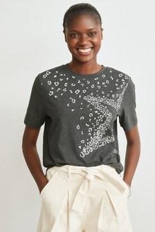 Star Graphic Tunic