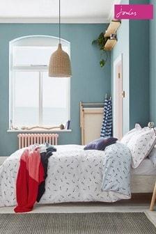 Joules Shooting Set mit Bett- und Kissenbezügen aus Baumwolle mit Sternschnuppen