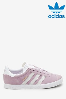 adidas Originals Pink Gazelle Youth Trainers