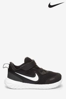 נעלי ספורט של Nike דגם Revolution 5 Infant בשחור/לבן