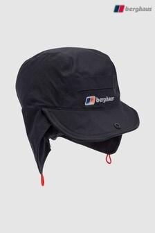 Berghaus Black Hydroshell Cap