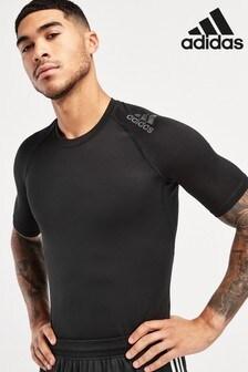 adidas Gym Alpha Skin短袖貼身層上衣