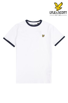 Lyle & Scott Ringer-T-Shirt