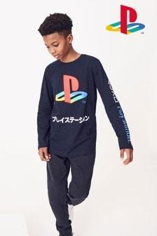 Tričko Playstation™ s dlhými rukávmi (3 – 16 rok.)