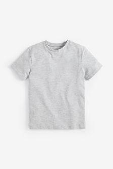 Tričko s okrúhlym výstrihom (3 – 16 rok.)