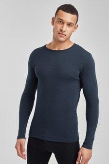 Bluză termică cu mânecă lungă