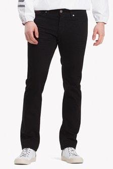 Tommy Jeans Black Scanton Slim Comfort Jean