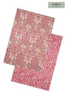 Morris & Co. Snakeshead Set of 2 Tea Towels