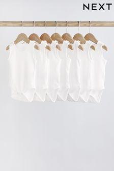 7 Pack Vest Bodysuits (0mths-3yrs) (585931) | $16 - $19