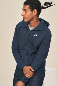 Sweat à capuche zippé en polaire Nike Tech