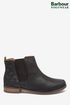 Barbour® Abigail Black Boots