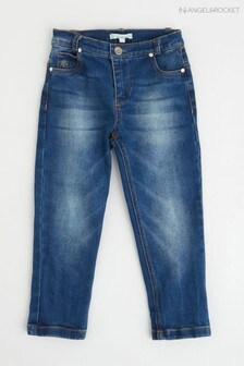 Angel & Rocket Blue Jeans