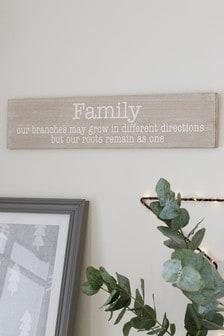 Rodinná plaketa