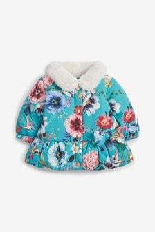 Пиджак с цветочным узором (0 мес. - 2 лет)