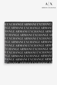 Armani Exchange Multi Logo Wallet