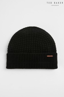 Ted Baker Hathat Textured Beanie Hat