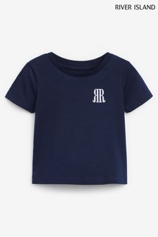 River Island Blue T-Shirt